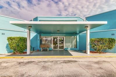 55 Sea Park Blvd # UNIT 315, Satellite Beach, FL 32937 - MLS#: 809292