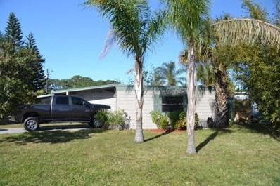 1057 George Avenue, Rockledge, FL 32955 - MLS#: 809301