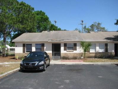 1514 Clearlake Road UNIT 110, Cocoa, FL 32922 - MLS#: 809323