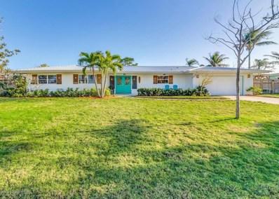 37 W Point Drive, Cocoa Beach, FL 32931 - MLS#: 809420