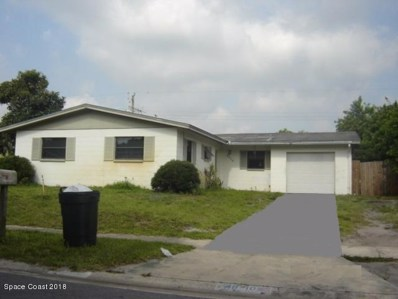 4810 Worth Avenue, Titusville, FL 32780 - MLS#: 809422