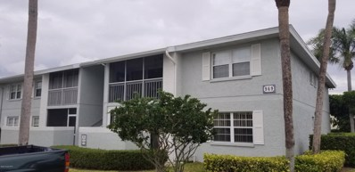 969 Sonesta Avenue UNIT 107, Palm Bay, FL 32905 - MLS#: 809470