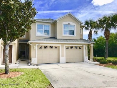 401 Trotter Lane UNIT 101, Melbourne, FL 32940 - MLS#: 809516