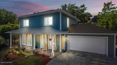 3057 Sunset Lane, Cocoa, FL 32922 - MLS#: 809603