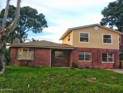3826 E Lake View Boulevard, Cocoa, FL 32926 - MLS#: 809686