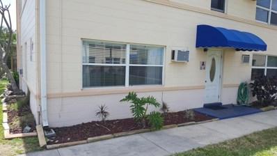 380 N Brevard Avenue UNIT A-1, Cocoa Beach, FL 32931 - MLS#: 809692
