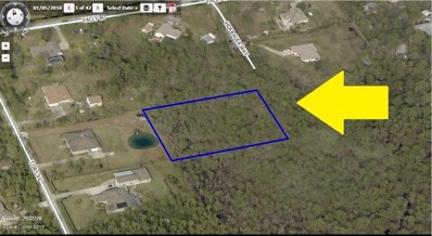 Just South Of End Of Hofbauer Way, Grant Valkaria, FL 32950 - MLS#: 809702