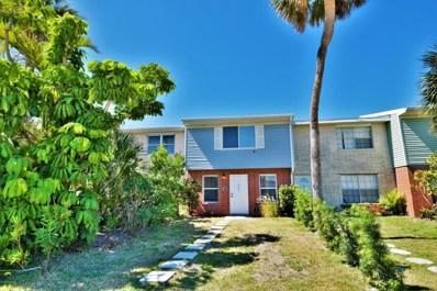 250 Canaveral Beach Boulevard, Cape Canaveral, FL 32920 - MLS#: 809716