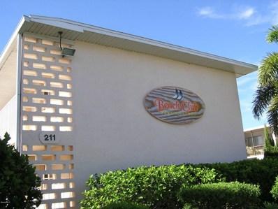 211 Circle Drive UNIT 2-A, Cape Canaveral, FL 32920 - MLS#: 809790