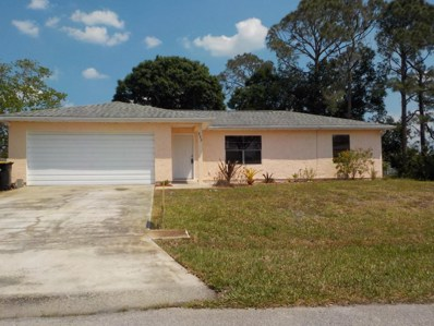 853 Fulda Avenue, Palm Bay, FL 32907 - MLS#: 809868