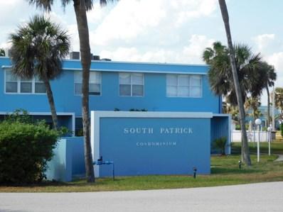 55 Sea Park Boulevard UNIT 105, Satellite Beach, FL 32937 - MLS#: 809870