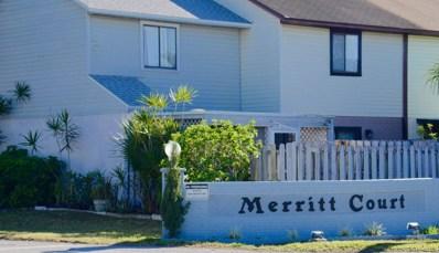 291 Marion Place, Merritt Island, FL 32953 - MLS#: 809968