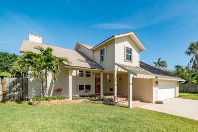 5165 Palmetto Drive, Melbourne Beach, FL 32951 - MLS#: 809993