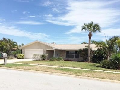 671 Poinsetta Drive, Satellite Beach, FL 32937 - MLS#: 810016