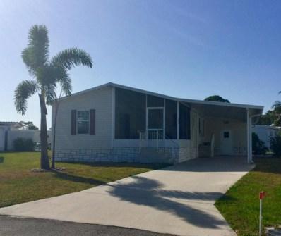 1271 Shell Court, Palm Bay, FL 32907 - MLS#: 810102