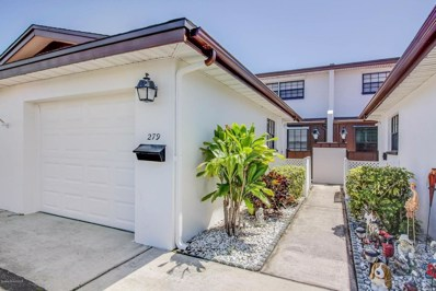 279 Kingsway, Satellite Beach, FL 32937 - MLS#: 810170