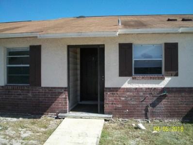 1514 Clearlake Road UNIT 3, Cocoa, FL 32922 - MLS#: 810203