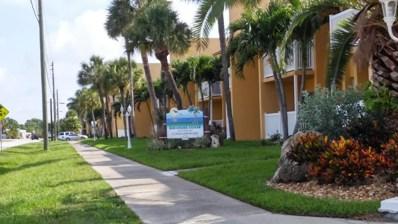 250 N Banana River Drive UNIT D9, Merritt Island, FL 32952 - MLS#: 810241