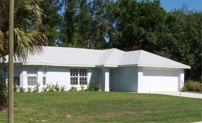 7015 Song Drive, Cocoa, FL 32927 - MLS#: 810248