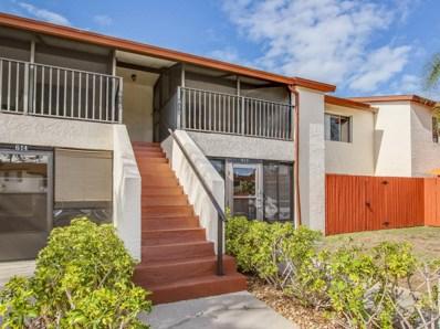 612 Ridge Club Drive UNIT 92, Melbourne, FL 32934 - MLS#: 810272