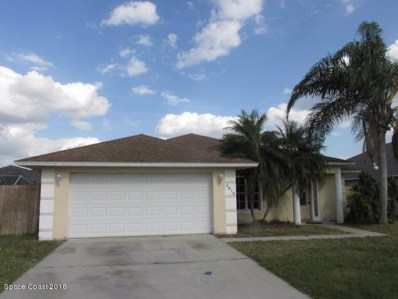 3815 Sunbeam Court, Merritt Island, FL 32953 - MLS#: 810285