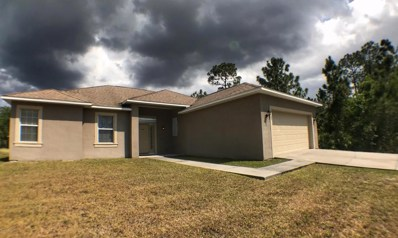 3265 Terkelson Avenue, Palm Bay, FL 32909 - MLS#: 810343