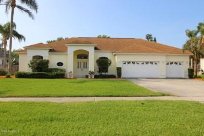 1285 Mercedes Drive, Merritt Island, FL 32952 - MLS#: 810405