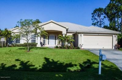 341 Breezeway Avenue, Palm Bay, FL 32907 - MLS#: 810424