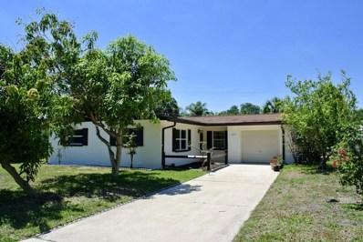 435 Nelson Drive, Merritt Island, FL 32953 - MLS#: 810497