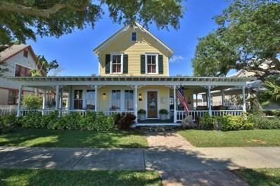 616 S Riverside Drive, New Smyrna Beach, FL 32168 - MLS#: 810500