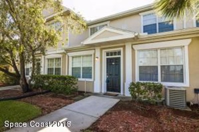 100 Colibri Way UNIT 102, Melbourne, FL 32901 - MLS#: 810516