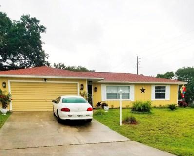 2897 Tivoli Avenue, Palm Bay, FL 32909 - MLS#: 810520