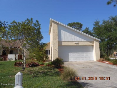 3098 Blackbird Court, Melbourne, FL 32935 - MLS#: 810542