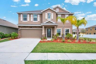 2347 Snapdragon Drive, Palm Bay, FL 32907 - MLS#: 810549