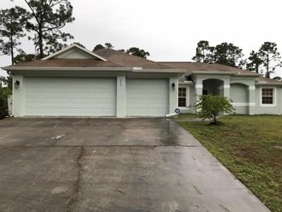 935 SE Palo Alto Street, Palm Bay, FL 32909 - MLS#: 810561