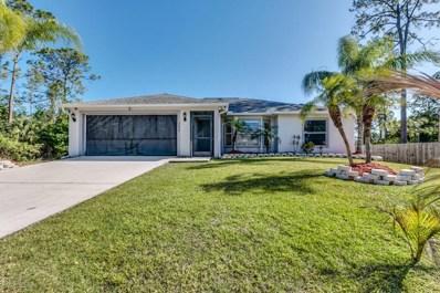 1174 Serenade Street, Palm Bay, FL 32907 - MLS#: 810563