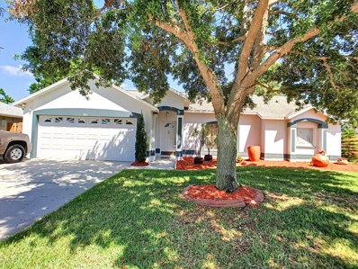 3807 Sunbeam Court, Merritt Island, FL 32953 - MLS#: 810590
