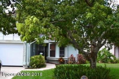 3739 Sawgrass Drive, Titusville, FL 32780 - MLS#: 810601