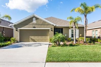 2632 Snapdragon Drive, Palm Bay, FL 32907 - MLS#: 810602
