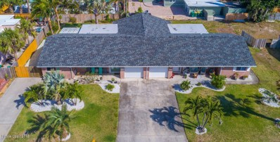 116 Third Avenue, Indialantic, FL 32903 - MLS#: 810654