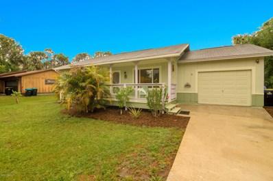 943 Zamora Street, Palm Bay, FL 32909 - MLS#: 810681