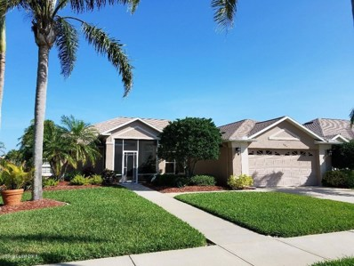 2504 Canterbury Circle, Rockledge, FL 32955 - MLS#: 810688