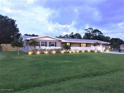 270 Baker Road, Melbourne, FL 32934 - MLS#: 810710