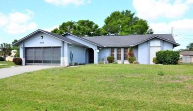895 Rostock Circle, Palm Bay, FL 32907 - MLS#: 810712