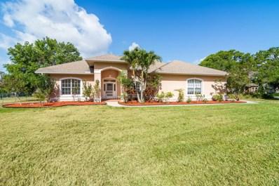 4065 Crooked Mile Road, Merritt Island, FL 32952 - MLS#: 810734