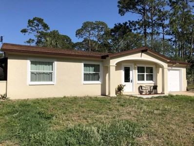 271 Anthony Avenue, Palm Bay, FL 32909 - MLS#: 810760