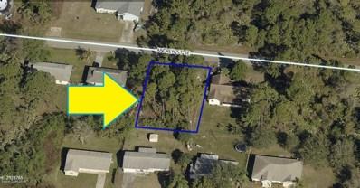 800 Andrew Street, Palm Bay, FL 32909 - MLS#: 810802