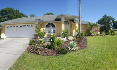241 Hurst Road, Palm Bay, FL 32907 - MLS#: 810809