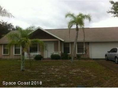 1680 W Travis Street, Palm Bay, FL 32909 - MLS#: 810818