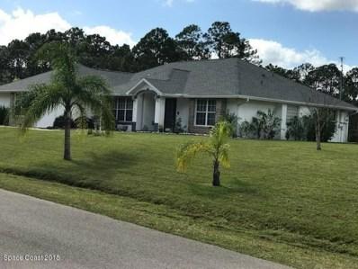2112 SE Santa Maria Avenue, Palm Bay, FL 32909 - MLS#: 810834
